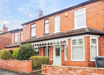 3 bed terraced house to rent in Lyme Grove, Romiley, Stockport SK6