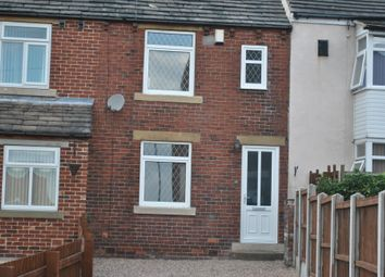 Thumbnail 2 bed terraced house to rent in South Parade, Ossett