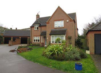 4 bed detached house for sale in Honeysuckle Cottage, 3 Larkfields, Hawton Road, Newark NG24