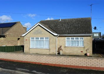 Thumbnail 3 bed detached bungalow for sale in St Olaves Drive, Eye, Peterborough, Cambridgeshire