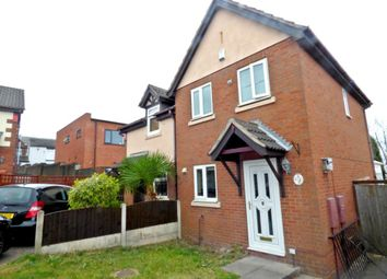 Thumbnail 2 bedroom semi-detached house to rent in Stringer Court, Tunstall, Staffordshire