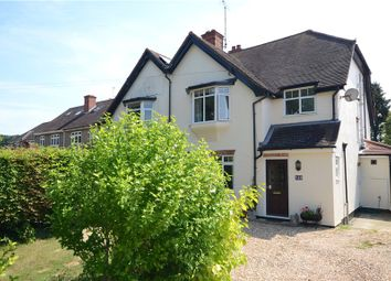 Thumbnail 4 bed semi-detached house for sale in Peppard Road, Emmer Green, Reading