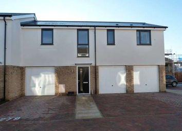Thumbnail 2 bed flat to rent in Bradley Way, Peterborough