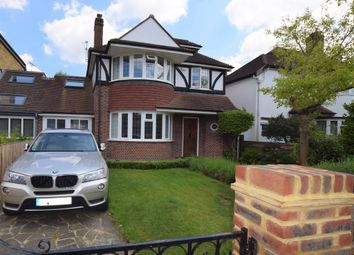 Thumbnail Detached house to rent in Lauderdale Drive, Petersham, Richmond