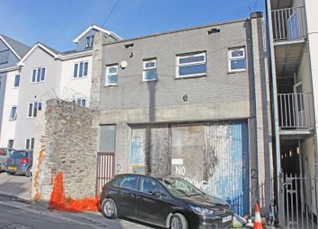 Thumbnail Terraced house for sale in Belgrave Lane, Mutley, Plymouth