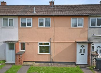 Thumbnail 3 bed terraced house to rent in Attractively Improved House, Brynglas Drive, Newport