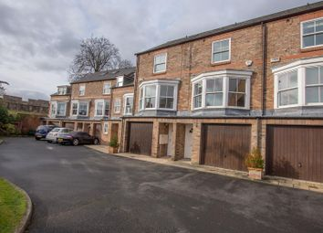 Thumbnail 3 bed terraced house to rent in Dewsbury Court, York
