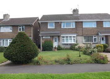 Thumbnail 3 bed semi-detached house to rent in Springfield Close, Clowne, Chesterfield