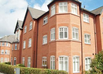 Thumbnail 2 bed flat to rent in Newhaven Court, Nantwich