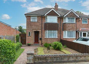 Thumbnail 3 bed semi-detached house for sale in Barron Road, Northfield, Birmingham