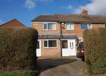 Thumbnail 4 bedroom semi-detached house for sale in Northampton Lane North, Moulton, Northampton