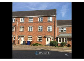 Thumbnail 4 bed terraced house to rent in Hevea, Burton On Trent
