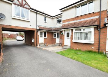 Thumbnail 2 bed terraced house for sale in Moorcroft Drive, Airdrie