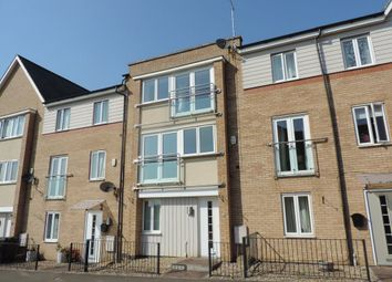 Thumbnail 4 bed terraced house to rent in Clayburn Road, Hampton Hargate, Peterborough.