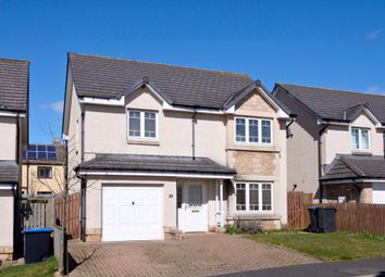 Thumbnail 4 bed detached house for sale in Whitehall Road, Chirnside