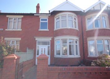 Thumbnail 3 bed terraced house to rent in Eastbourne Road, Blackpool