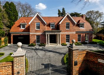 Thumbnail 5 bedroom detached house for sale in Coombe Lane West, Kingston Upon Thames