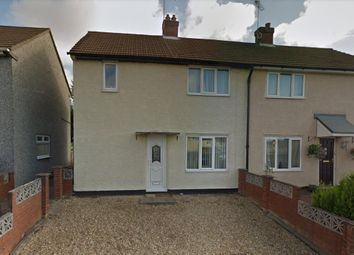 Thumbnail 3 bed semi-detached house to rent in Smillie Place, Cannock