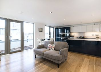 Thumbnail 3 bed flat for sale in Hardy Mansions, Portobello Square, London