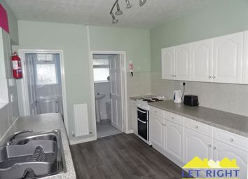 Thumbnail 5 bedroom terraced house to rent in Meadow Street, Treforest, Pontypridd