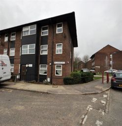 Thumbnail 1 bed flat to rent in Bellflower Path, Romford