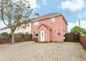 Thumbnail 3 bed semi-detached house for sale in Kings Avenue, Highworth, Wiltshire