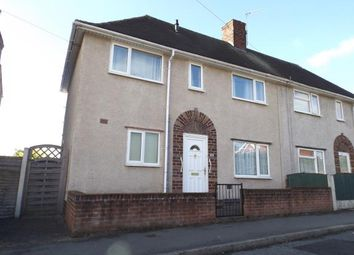 Thumbnail 3 bed semi-detached house for sale in Chesterfield Avenue, New Whittington, Chesterfield, Derbyshire