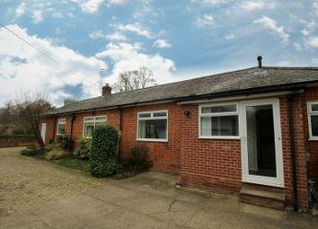 Thumbnail 2 bed bungalow to rent in Church Lane, Barham, Ipswich