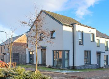 Thumbnail 3 bed end terrace house for sale in Hurrier Drive, Twechar