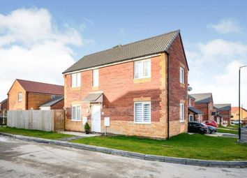 Thumbnail 3 bed semi-detached house for sale in Masefield Avenue, Holmewood, Chesterfield, Derbyshire