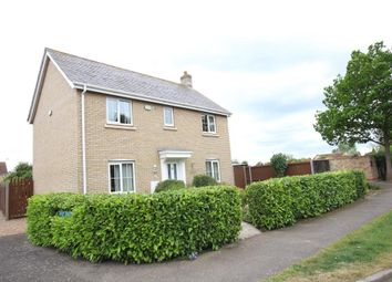 Thumbnail 4 bed detached house for sale in Main Street, Witchford, Ely