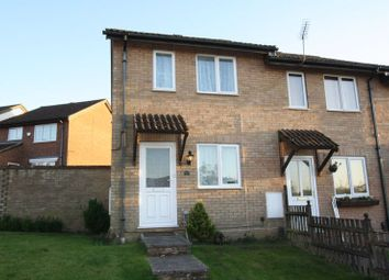 Thumbnail 1 bed terraced house for sale in Ranmore Close, Pease Pottage, Crawley
