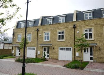 Thumbnail 4 bed town house to rent in Storey Close, Ickenham, Uxbridge