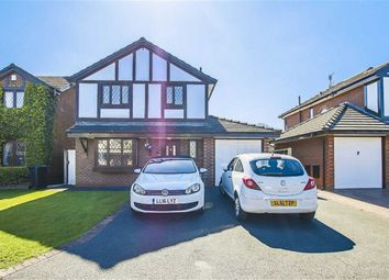 Thumbnail 3 bed detached house for sale in Willow Park, Accrington, Lancashire