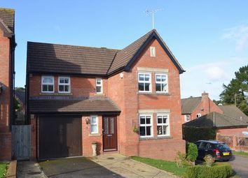 Thumbnail 4 bed detached house for sale in Glen Farm Crescent, Honiton