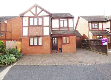 Thumbnail 4 bed detached house to rent in Tudor Manor Gardens, Watford, Hertfordshire