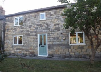 Thumbnail 2 bed cottage to rent in Knaresborough Road, Little Ribston, Wetherby