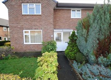Thumbnail 1 bed flat for sale in Sycamore Crescent, Rixton, Warrington