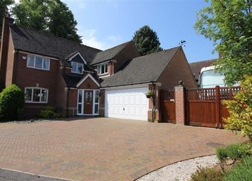 Thumbnail 5 bed detached house for sale in Lime Croft, Off Park Lane, Allestree, Derby