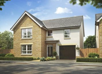 """Thumbnail 4 bed detached house for sale in """"Falkland"""" at Barochan Road, Houston, Johnstone"""