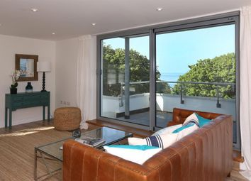 Thumbnail 2 bedroom flat for sale in St Margarets, St. Ives Road, Carbis Bay, St. Ives