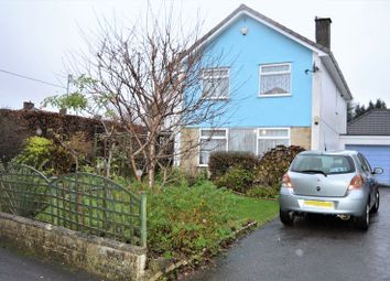 Thumbnail 4 bed detached house for sale in Highfields, Radstock