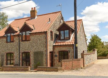 Thumbnail 3 bed cottage for sale in Aylmerton, Norwich