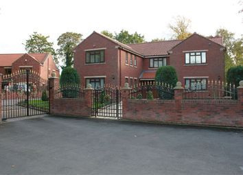 Thumbnail 4 bed detached house for sale in St Andrews Close, Darlington, Durham