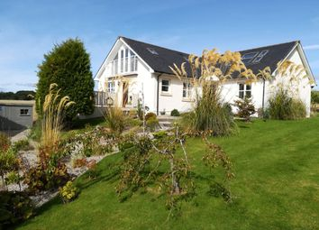 Thumbnail 5 bed detached house for sale in The Glebe, Tannadice, Forfar