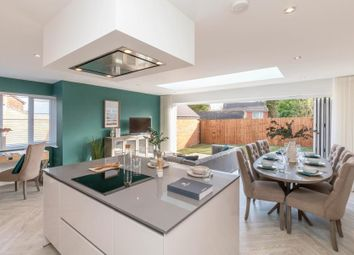 Thumbnail 4 bed semi-detached house for sale in The Fairways, Fredas Grove, Harborne