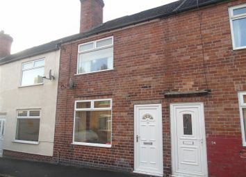 Thumbnail 2 bed property for sale in Scarsdale Street, Bolsover, Chesterfield