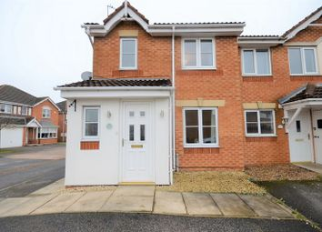 Thumbnail 3 bed town house for sale in 29 Keystone Avenue, Castleford