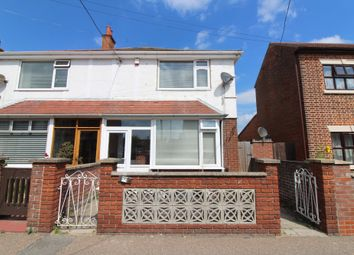 Thumbnail 3 bed semi-detached house for sale in Tan Lane, Caister-On-Sea, Great Yarmouth