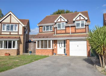 Thumbnail 4 bed detached house for sale in Coves Farm Wood, Bracknell, Berkshire